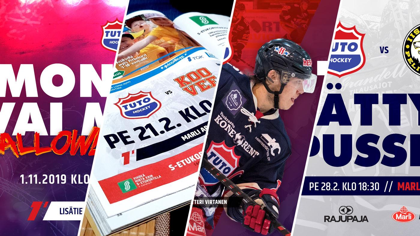 Ekieke - TUTO Hockey